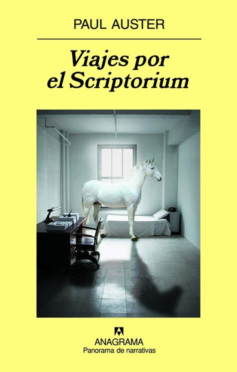 travels in the scriptorium viajes por el scriptorium travels in the scriptorium paul auster 2006 hocus pocus