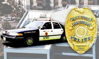 my ride along with the san diego police part i: not at