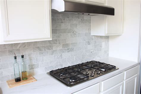 the kitchen backsplash is done gt nicely via made by