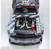 Ken Block's Hoonigan V2 1400hp Mustangby American Cars