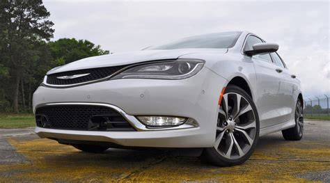 Tim Chrysler by Road Test Review 2016 Chrysler 200 Limited With Tim