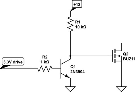 why does transistor get why is my n channel mosfet getting and the power it provides to device increases with