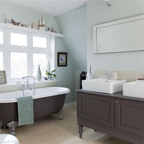 Family Bathroom Ideas Large Traditional Style Family Bathroom Family Bathroom Design Ideas Housetohome Co Uk