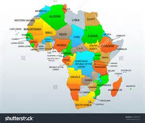 world map continents and countries political location of