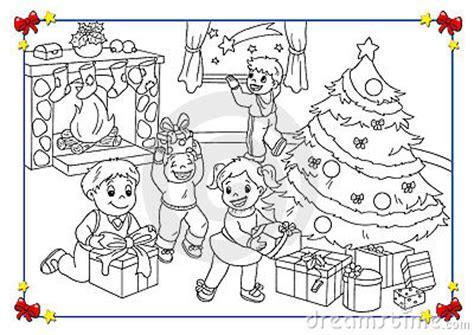 imagenes de navidad en negro y blanco cartel blanco y negro de la navidad foto de archivo libre