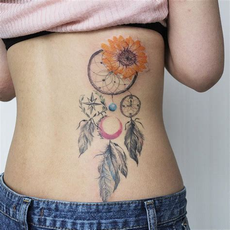 imagenes de tatuajes de girasoles atrapasue 241 os y flor de girasol tatuajes para mujeres