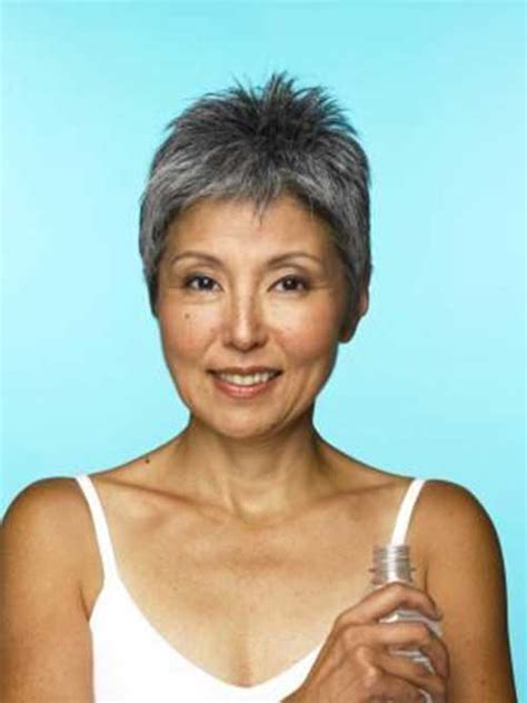 hair styles fao asian women over 50 25 short hair for women over 60 short hairstyles 2017