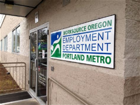 Portland Unemployment Office by An Oregon And Unemployment Update The Corvallis