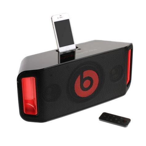 Speaker Bluetooth Beatbox By Dr Dre beats by dr dre beatbox portable speaker imediastoresimediastores