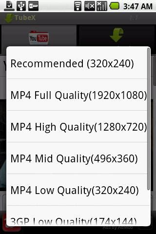 mp3 download youtube für android tubex fast youtube downloader android app review download