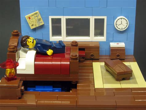 lego bed moc under the bed special lego themes eurobricks forums