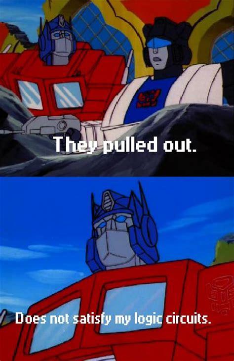 Transformers Meme - image 557713 transformers know your meme