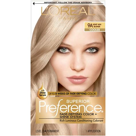 age defying hair color l or 233 al superior preference fade