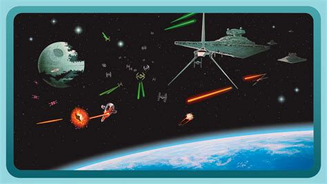 Star War Wallpaper Star Wars Bedroom Wallpaper