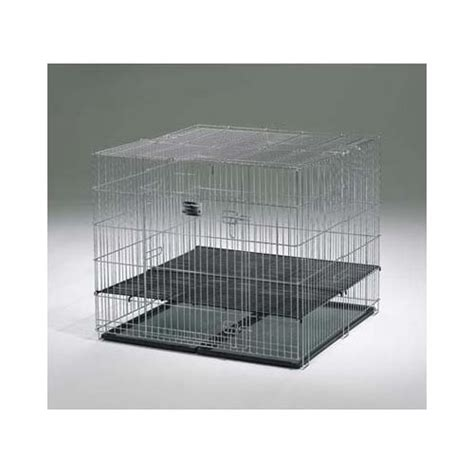 midwest puppy playpen midwest puppy playpen with plastic pans and 1 2in floor grid 36in x 36in x 30in 236 05