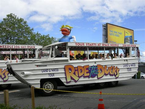 duck boat tours memphis seattle ride the ducks tours to remain suspended nw news