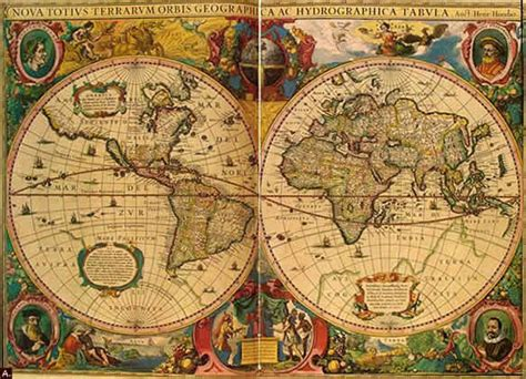 early maps getting to cartography in gis