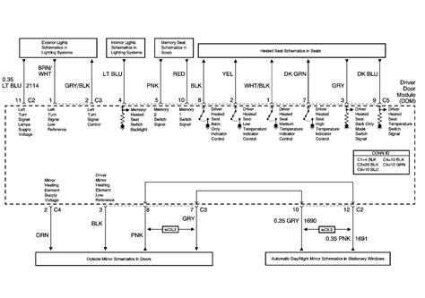 2003 silverado door wiring diagram efcaviation