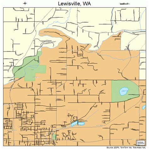 where is lewisville texas on the map lewisville washington map 5339212