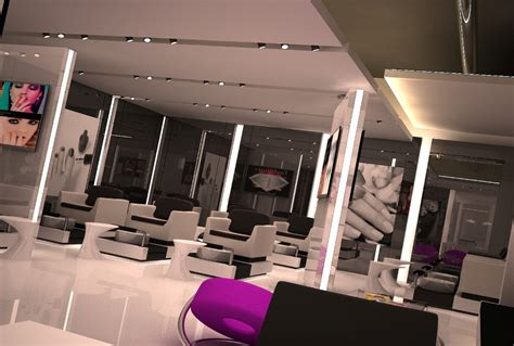 commercial projects interior design rossi interiors a nail bar commercial interior design like no other in dubai