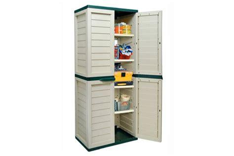 Outdoor Storage Cabinet Waterproof Shedfor 6ft Waterproof Lockable Garden Storage Cabinet Shed