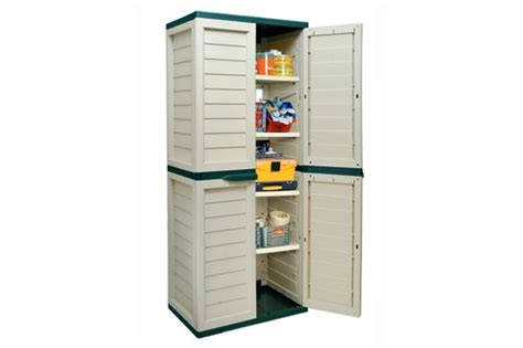 outdoor storage cabinets waterproof shedfor 6ft waterproof lockable garden storage cabinet