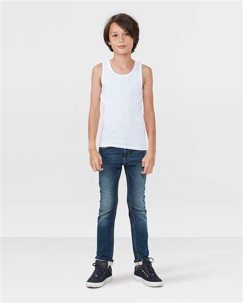 Jersey Singlet jongens jersey singlet 2 pack 79363532 we fashion