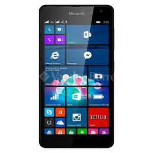 Microsoft Lumia 535 microsoft lumia 535 black bij vanden borre gemakkelijk