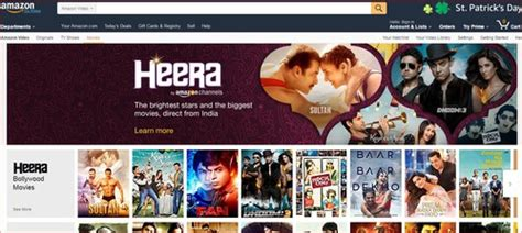 amazon prime bollywood movies amazon heera bollywood prime video channel thepicky