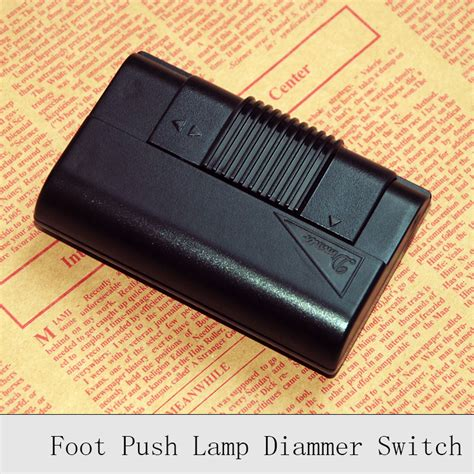 Floor L With Dimmer Switch by Floor L Foot Push Dimmer Switch Quality Foot