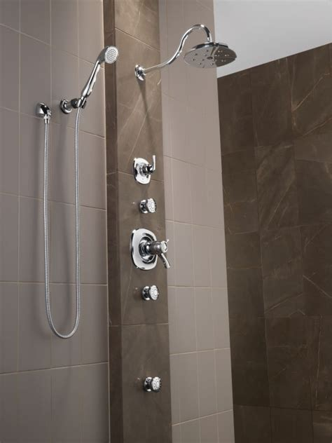 Shower Packages by Delta Tempassure Shower Package Shower System