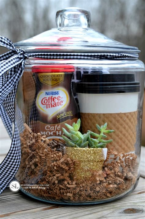 Handmade Gift Baskets - coffee gift basket ideas pictures to pin on