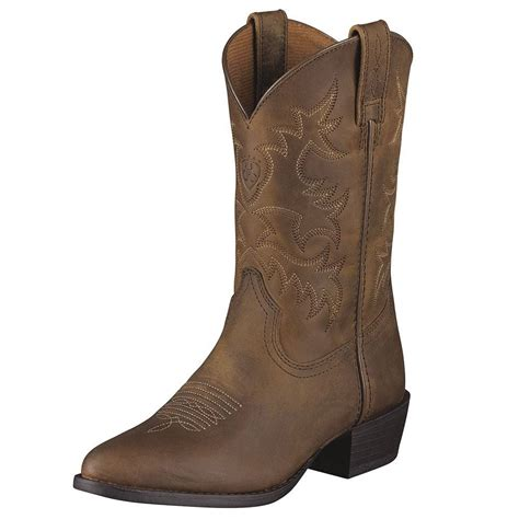 children s cowboy boots ariat childrens heritage cowboy boots