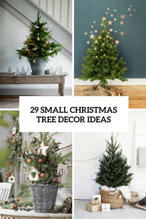 small tree decorations best 25 small trees ideas on
