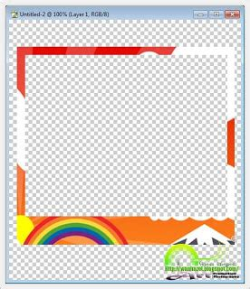 tutorial frame gambar photo frame kartun joy studio design gallery best design
