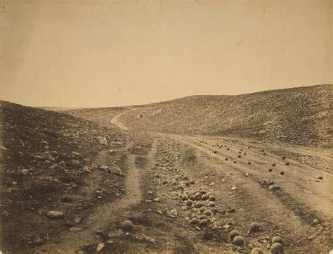 fenton the file roger fenton shadow of the valley of jpg wikimedia commons