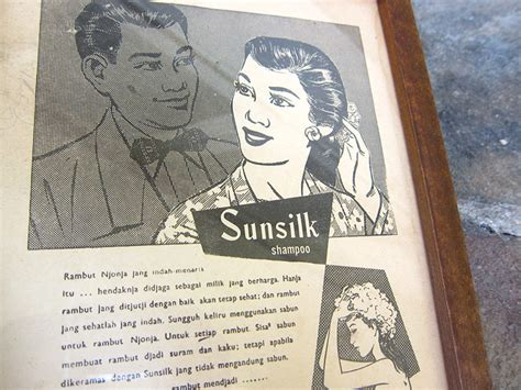 Harga Sunsilk Leave On poster iklan lama lifebuoy dan sunsilk 01941ab sold