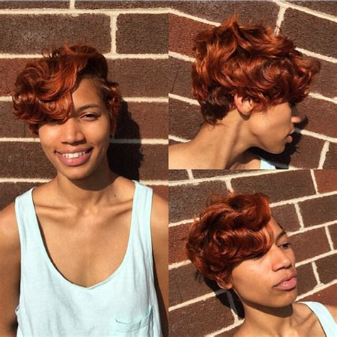the swoop hair style 60 bob haircuts for black women