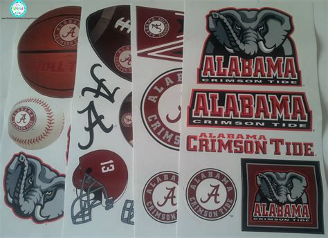ria s world of ideas trash to treasure alabama crimson tide makeover