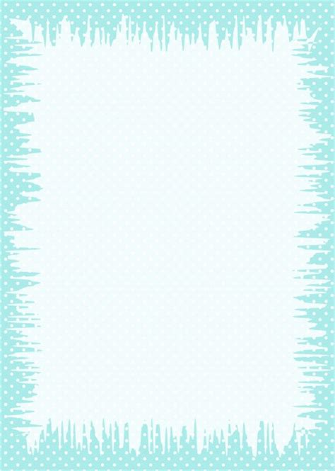 Invitation Paper by Blue Note Paper Invitation Free Stock Photo