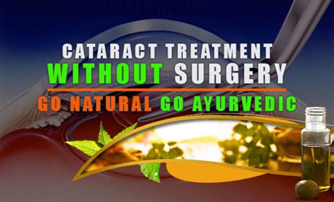 cataract treatment are the days when expensive surgery was the only treatment for cataract