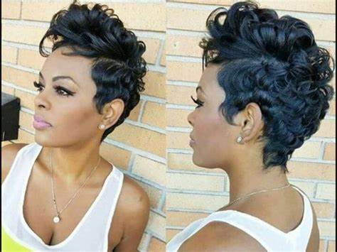african american women short hairstyles and haircuts 2017