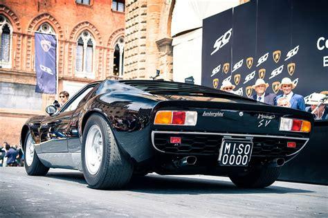 Lamborghini Miura SV reunion 1973 2013.miura sv 5110