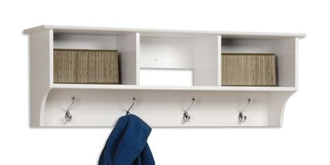 Shelf With Hooks For Entryway by 5 Best Prepac Entryway Shelf With Hooks Combination Of