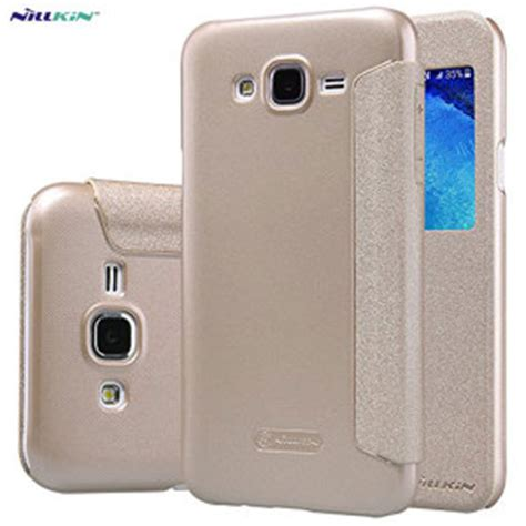 My User Flip Cover Samsung Galaxy J5 Gold nillkin sparkle samsung galaxy j5 2015 view flip