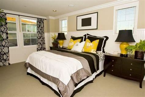 black white and yellow bedroom black and yellow bedroom for the home pinterest