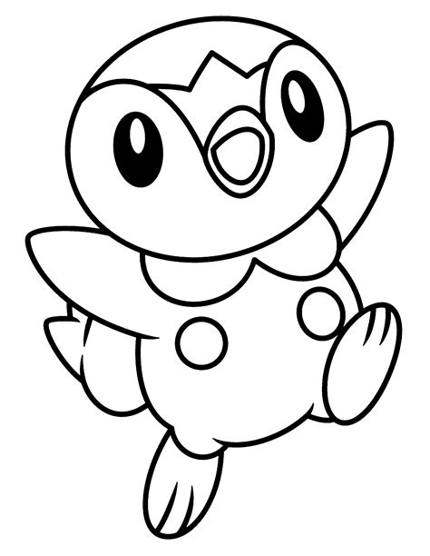 coloring page pokemon diamond pearl coloring pages 15
