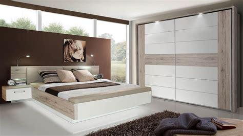 schlafzimmer  rondino komplettset  sandeiche weiss