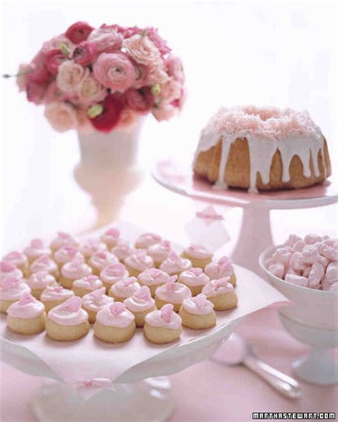 wedding shower dessert ideas bridal shower dessert ideas that take the cake martha stewart weddings