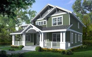 Craftman Style House by Carriage House Plans Craftsman Style Home Plans